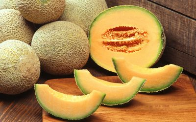 Health benefits of cantaloupes or melons