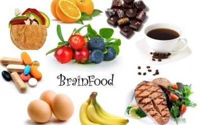 What are some foods that children can have to boost memory?