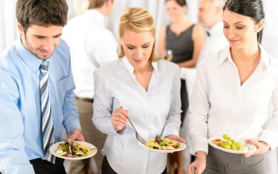 Five tips to enjoy office party while eating or drinking healthy