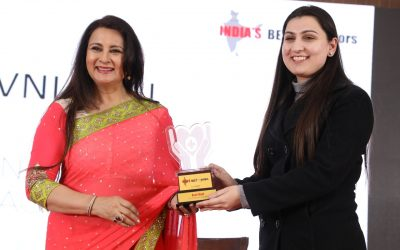 Delhi's Eminent Nutritionist and Wellness Coach Avni Kaul has won the India's Best Doctor's Award for 2018-19